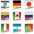 Symbol,Computer Icon,Flag,Latin America,Non-Urban Scene,Series,Label,Vector,Politics,Central America,Set,South America,Venezuela,World Map,Middle East,Asia,Mexico,Argentina,Sign,Isolated,Europe,Germany,Israel,Russia,Portugal,Italy,Japan