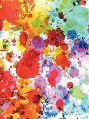 Paint,Spray,Splattered,Colors,Multi Colored,Ink,Pattern,Dye,Abstract,Backdrop,Painted Image,Design Element,Shape,Paintbrush,Backgrounds,Artist's Canvas,Grunge,Vector,Green Color,Modern,Blue,Yellow,Ilustration,motley,Blob,Dry Paint,Vertical,Orange Color
