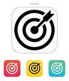 Target,Ilustration,Customer,Concepts,Computer Icon,Symbol,Determination,Aiming,Arrow Symbol,Flat,Shopping,Set,Vector,Center,Journey,Design,Isolated,Sport,Success,Goal,Buying