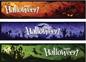 Halloween,Fun,Zombie,Humor,Spooky,Banner,Horizontal,Human Hand,Animal Eye,Cultures,Dark,Backgrounds,Dirty,template,Set,Horror,Landscape,Autumn,Silhouette,Bat - Animal,Art Title,Celebration,Typescript,Cartoon,Holiday,Vector,October,Season,Night,Grunge