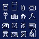 Symbol,Appliance,Air Conditioner,Vacuum Cleaner,Refrigerator,Computer Icon,Microwave,Washing Machine,Icon Set,Electric Fan,Coffee Maker,Stove,Flat,Ilustration,Vector,Sign,Weight Scale,Outline,Internet,Kettle,Set,Sewing-machine,Modern,Design,Group of Objects,Contour Drawing,Series,electric oven,Electric Iron,Kitchen-range,Illustrations And Vector Art,Vector Icons,Coffee-machine,Balance,Laundry Washer