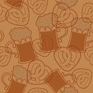 Pattern,Autumn,Ilustration,Doodle,Cartoon,Celebration,Sketch,Vector,Textured,Beer - Alcohol,Single Object,Pretzel,Decoration,Germany,Oktoberfest,Seamless,Carnival,Drink,Food,October,Retro Revival,Glass - Material,Backgrounds,Drawing - Activity,Packing,Indigenous Culture,Dark,German Culture,Old-fashioned,Brown,Menu,Art,Bavaria,Wallpaper Pattern,Cultures,Style,Design,Alcohol,Traditional Festival,Mug,Yellow