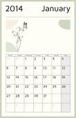2014,Calendar,Time,Individuality,Backgrounds,Day,Personal Organizer,chronological,365,Event,Number,Month,January,Monthly,Year,Vector,Calendar Date,Week,Holiday,Diary