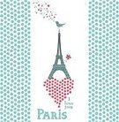 Paris - France,Heart Shape,Old-fashioned,Backgrounds,French Culture,Paper,Cute,France,Vector,Eiffel Tower,Music,Musical Note,Holiday,Vacations,Romance,Street Light,Fashion,Spotted,Travel Destinations,Ilustration,Valentine's Day - Holiday,Cultures,Decoration,Love,Obsolete,Design,Tower,Flirting,Europe,Decor,Tourism,Architecture,Symbol,City,Ornate,Postcard,Greeting Card,Famous Place,Dating,Bird,Drawing - Art Product,Computer Graphic,Journey,1940-1980 Retro-Styled Imagery,Old,Wallpaper,Travel,Creativity,Urban Scene,Silhouette,Valentine Card