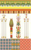 Hieroglyphics,Egyptian Culture,Pattern,History,Ethnicity,Backgrounds,The Past,Indigenous Culture,Cultures,Decoration,Cairo,East,Wrapping Paper,Multi Colored,Ornate,National Landmark,Architecture,Africa,Symbol,Vector,Ilustration,Abstract,Collection,Mythology,Archaeology