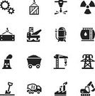 Symbol,Computer Icon,Mining,Industry,Vector,Truck,Icon Set,Heavy,Overweight,Construction Machinery,Steel Cable,Metal Ore,Silhouette,Ilustration,Railroad Track,Oil Well,Construction Vehicle,Oil Industry,Foundry,Factory,Sewage Treatment Plant,Ferrous Metals,Power Station,Power,Chemical Plant,Fuel and Power Generation,Cement Truck,Natural Gas,web icon,Construction Industry,Mode of Transport,Work Tool,Gasoline,Interface Icons,Clip Art,Tower Crane,Chimney,Land Mine,metallurgy,Design Element,Railroad Car,Iron - Metal,Iron And Steel,Transportation,Refinery,Hook,Chemical,chemical industry,Electricity,Coal,Fossil Fuel