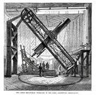 Astronomer,Astronomy,Observatory,Greenwich,Southeast England,Print,Inner London,London - England,Styles,Image Created 19th Century,Greater London,Hand-Held Telescope,Science,Old-fashioned,History,Scientist,England,The Past,Northern Europe,Royal Observatory,Built Structure,Black And White,Antique,Obsolete,Engraved Image,Telescopic Equipment,19th Century Style,Victorian Style,Retro Revival,Woodcut,Place of Work,Europe,UK,Professional Occupation,Equipment,Place of Research,Ilustration,Astronomy Telescope,Old