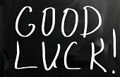 Separation,Blackboard,best wishes,Good Luck Card,Decisions,Luck,Recruitment,Greeting,Exclamation Point,Success,Good Luck Charm