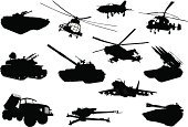 Silhouette,Symbol,Armored Tank,Air Vehicle,Military,Missile,Armed Forces,bmp,Cannon,Cuban Missile Crisis,MiG-15,Outline,Shilka,Cold War,Howitzer,Former Soviet Union,Vector,Helicopter,Transportation,Weapon,Car,Artillery,Military Target,Mi-8,armored,Military Helicopter,9K51 Grad,Isolated,Land Vehicle,Graduation,Russia,Mlrs,mi-24,Black Color,Technology,Backgrounds,Gun,Fighter Plane,War