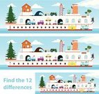 Variation,Discovery,Spotted,Ship,Nautical Vessel,Puzzle,Leisure Games,Solution,Submarine,Cartoon,Teaching,Fun,Number 12,Intelligence,Tree,Owl,Sea,versions,Vector,Game Show,Ilustration,Bird,Land Vehicle,Contemplation,Bus,Cruise Ship,Tower,Mystery,Education,Tractor,Car,House,Frog,Transportation,brainteaser