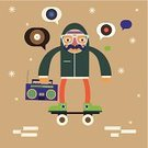 Sport,Boom Box,Simplicity,Modern,Humor,Pointing,Art,Beard,Computer Graphic,Whisker,imagery,Hipster,Plate,Jacket,Snowflake,Sports Shoe,Hood,Clip Art,Characters,Fashion,Vector,City Life,Tape Recorder,Ilustration,Retro Revival,Mustache,Costume,folks,Facial Mask - Beauty Product,Symbol,People,Silhouette,Protective Mask - Workwear