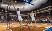 Basketball,Basketball - Sport,Team Sport,Vector,Isolated,Court,Center,People,Sports Team,Ilustration,varsity,Healthy Lifestyle,Action,Competition,Black Color,Basketball Hoop,Backgrounds,Playing,Competitive Sport,Body Conscious,Success,Sportsman,Jump Shot,Anchor,sports and fitness,Muscular Build,Professional Sport,Athlete,Sports Symbols,Courthouse,Basketball - International Leagues,Motion,WNBA,African Descent,Male,Men,Sport