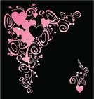 Heart Shape,Valentine's Day - Holiday,Corner,Day,Gothic Style,Birthday,Single Flower,Backgrounds,Romance,Love,Computer Graphic,Flower,Vector,Angle,Frame,Swirl,Fashion,Dating,Ornate,Classic,Design,Engagement,Design Element,Abstract,Decoration,Luxury,Art,Engagement Ring,Shape,Ilustration,Silhouette,Glamour,Symbol,Isolated,Beauty,Simplicity,Style,Painted Image,Flirting,Leaf,Married,Loving,Curve,Honeymoon,Image,Illustrations And Vector Art,Holidays And Celebrations,Concepts And Ideas,Communication,Passion,Weddings,Elegance,Part Of