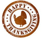 Thanksgiving,Turkey - Bird,Happiness,Rubber Stamp,Computer Icon,Symbol,Isolated,Dirty,Sign,Ink,Day,Old,Holiday,Text