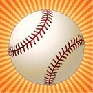 Baseballs,Baseball - Sport,Sport,Ball,Vector,Home Run,Sun,Leisure Games,Play,Teamwork,Equipment,Ilustration,Clipping Path,Exercise,Sports And Fitness,Sports League,Beauty And Health,Illustrations And Vector Art