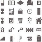 Computer Icon,Symbol,Home Interior,House,Roof Tile,Steps,Staircase,Fence,Domestic Room,Lifestyles,Bin/tub,Refrigerator,Vector,Window,Set,Domestic Life,Closet,Living Room,Door,Furniture,Frame,Single Object,Switch,Clock,Equipment,Part Of,Sofa,Indoors,Collection,Telephone,Porch Light,Electric Lamp,Shelf,Washing Machine,Electric Plug,Decoration,Sign,Ilustration,Key,Bookshelf,Isolated