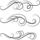 Design Element,Old-fashioned,Retro Revival,Decor,Vector,Black And White,Set,Scroll Shape,Frame,Curled Up,Banner,Sign,Shape,Decoration,Ornate,Pattern,Construction Frame,Backgrounds,Copy Space,Abstract,Creativity,Elegance,Computer,Menu,Computer Graphic,Text,Calligraphy,In A Row,Line Art,Ilustration,Art,Floral Pattern,Classic,Striped,Typescript,Black Color,Invitation,Medieval,Swirl,Victorian Style,Modern,Label,Fashion,Curve