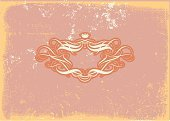 Rough,Crown,Elegance,Ellipse,Frame,Messy,At The Edge Of,Dirty,Pink Color,Old-fashioned,Ornate,heraldic,Decoration,Retro Revival,Backgrounds,Floral Pattern,Scroll Shape,Fashion,Design,Swirl,Flower,Art,Luxury,Part Of,Funky,Page,Antique,Curve,Abstract,Placard,Sign,Symbol,Style,Paint,Springtime,Vector,Decor,1940-1980 Retro-Styled Imagery,Valentine's Day,Ilustration,Holidays And Celebrations,Yellow,Cartouche,Image,Illustrations And Vector Art