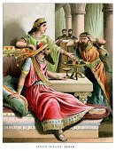Purim,haman,esther,Persian Culture,The Past,Iran,Old Testament,Spirituality,Engraved Image,Religion,History,Color Image,Religious Equipment,Lithograph,Print,Event,Ilustration,Ethnic,Jewish Ethnicity,Israel,Historical Geopolitical Location,Testaments,Holiday,Religious Celebration,BC,Styles,Old-fashioned,Cultures,Ethnicity,Indigenous Culture,Antique,Persian Empire,Ancient History,Equipment,Historical Palestine,Religious Text,Celebration Event,Ahasuerus,Middle Eastern Culture,People,Empire,Old,Judaism,Holy Book,Bible,Iranian Culture