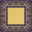 Design Professional,Old-fashioned,Decoration,Design,Classic,Style,Elegance,Classical Style,Floral Pattern,Vector,Swirl,Ornate,Frame,Gold Colored,Retro Revival