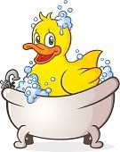 Rubber Duck,Cartoon,Bubble Bath,Ornamental Ducks,Duck,Fun,Faucet,Mascot,Young Animal,Quacking,Soap Sud,Cute,Swimming Animal,Duckling,Childhood,Mallard Duck,Bird,Poultry,Baby,Yellow,Plastic,Characters,Wet,Play,Hot Bath,Toy,bath toy,Playful,Domestic Bathroom,Splashing,Bathtub,Rubber,Imagination,Feather,Goose,Bubble,Washing