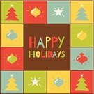 Postcard,Colors,Multi Colored,Winter,Design,New Year,Christmas,Star Shape,Christmas Tree,Holiday,Vector,Christmas Decoration,Congratulating,Greeting,Greeting Card,Text