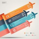 Infographic,Airplane,Air Vehicle,Travel,Symbol,Commercial Airplane,Data,Vacations,Multi Colored,Transportation,Direction,Modern,Composition,Image,template,Journey,Backdrop,Tourism,Air,Vector,Ilustration,Computer Graphic,Backgrounds