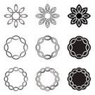Tied Knot,Celtic Culture,Celtic Style,Geometric Shape,Spirituality,Vector,Tribal Art,Eternity,Art,Indigenous Culture,Design,Christianity,Illustration Technique,Art And Craft,Religion,Vector Ornaments,Imagination,Illustrations And Vector Art,Silver Colored,Irish Culture,Black And White,triquetra,isolated objects,celt,Isolated-Background Objects,Set,Collection,Isolated On White,Pattern,Abstract,knotwork,Harmony,Ideas,No People,Small Group of Objects,Creativity,Concepts,Tattoo,Circle,Concepts And Ideas,Ilustration,Inspiration,Part Of,Celtic Knot,In A Row,Celtic Knotwork,Symbol,Star Shape,Decoration,Design Element,Isolated