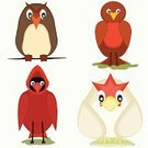 Owl,The Early Bird Catches The Worm,Bird,Chicken - Bird,Robin,Cardinal,Red,Small,Cartoon,Vector,Young Bird,Branch,Black Color,Animal,Wisdom,Feather,Blue,Artificial Wing,Aviary,Clip Art,Ilustration,Wing,Beak,Nature,Birds,Beige,Grass,Green Color,Yellow,Cute,Flying,Arts And Entertainment,Visual Art,Vector Cartoons,Bird Brain,Animals And Pets,Sky,Rural Scene,Illustrations And Vector Art,Brown