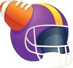 Vector,Rugby,Beauty,Clip Art,Exercising,Sport,Color Image,White Background,Football Helmet,Ilustration,Child