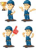 Engineer,Service,Repairing,Cartoon,Electrician,Standing,Isolated,Mechanic,Work Helmet,Industry,One Finger,Confidence,Engine,Male,Tool Belt,Occupation,Professional Occupation,Screwdriver,Fist,Single Object,Men,Work Tool,Mascot,Vector,Electronics Industry,customizable,Technician,Machinery,Blue,Uniform,Manual Worker,Equipment,Construction Industry,Holding,Smiling,Plumber,Engineering,Trophy,Customized,Maintenance Engineer,Foreman,Palm,Repairman,Business