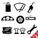 Computer Icon,Symbol,Car,Personal Accessory,Windshield Wiper,Wheel,Fuel Pump,Transportation,Industry,Sign,Engine,Vector,Painted Image,Land Vehicle,Ilustration,Remote,Set,Bottle,Isolated,Fossil Fuel,Natural Gas,Technology,Fuel and Power Generation,Gasoline,Musical Note,Pattern,Repairing,Music,Machinery,Part Of,Image,Recorder,Radio,Work Tool,Oil,Speedometer