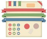 Clip Art,green ribbon,Online Store,Mail Icon,Rss Icon,Price Tag,e-shop,hangtag,E-commerce,Ilustration,Coupon,Price,Blue,Label,Mail
