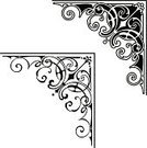 Corner,Frame,Angle,Ornate,Decoration,Celtic Culture,Scroll Shape,Wild West,Scroll,Design,Certificate,Victorian Style,Plan,Art Deco,Medieval,Vector,Fairy Tale,Art Nouveau,Gothic Style,Retro Revival,Old-fashioned,Computer Graphic,Elegance,Renaissance,Antique,Macro,Engraving,Old,Engraved Image,Luxury,Outline,Clip Art,Grace,Creativity,Right Angle