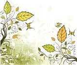 Tree,Floral Pattern,Butterfly - Insect,Old,Leaf,Backgrounds,Flower,Drawing - Art Product,Dirty,Old-fashioned,Grunge,Beauty In Nature,Vector,Abstract,Branch,Ornate,Insect,Retro Revival,Fashion,Plant,Scroll Shape,Silhouette,Design,Summer,Curve,Ilustration,Painted Image,Concepts And Ideas,Nature,Flowers,Bush,Time,Curled Up,Blob,Scratched,Stained,Nature,Back Lit