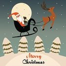 Sleigh,Christmas,Deer,Rain,Santa Claus,Urban Scene,Sled,Red,Moving Toward,Tobogganing,Town,The Four Elements,Light - Natural Phenomenon,Sky,deers,Pulling,Gift,Non-Urban Scene,Vector,Riding,Moon,Father,Back Lit,Black Color,White,Night,Flying,African Descent,Animated Cartoon,Backgrounds,Bag,Part Of,Silhouette,Giving,santaclause,Space,British Sky Broadcasting Ltd ,Caucasian Ethnicity,Amusement Park Ride,Fantasy,Clause,Winter,Planetary Moon,Delivering,Cartoon,Herding,Riding,Season,Moon Surface,Reindeer,Snow,Ilustration,Weather