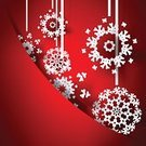 Season,Decoration,Symbol,Christmas,Red,Backgrounds,Abstract,Christmas Ornament,Greeting,Ilustration