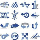 Arrow Symbol,Symbol,Computer Icon,Flowing,Conflict,Twisted,Icon Set,Direction,Straight,Curve,Tied Knot,No U Turn,Bouncing,Moving Up,Multiple Exposure,Road Intersection,Clip Art,Rivalry,Vector,Around,Clipping Path,Series,3 color,Design,Design Element,Color Image,synchronize,Image,Ilustration,2 color,Short Cut