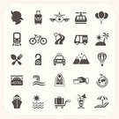 Symbol,Black And White,Tourist,Cruise,Store,Bus,Swimming Pool,Vector,Map,Binoculars,Cable Car,Direction,Food,Beach,Hotel,Mountain,Hot Air Balloon,Travel,Transportation,Sea,Sign,Commercial Airplane,Bag,Nautical Vessel,Ilustration,Bicycle,Sun,Airplane,Sphere,Palm Tree,Drink,Recreational Pursuit,Tree,Summer,Sailing,Sport,Vacations,Camping,Tourism,Land Vehicle,Travel Destinations,Suitcase,Juice,Weekend Activities,Taxi,Train,Restaurant