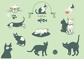 Domestic Cat,Undomesticated Cat,Dog,Sign,Cats,Pattern,Symbol,Computer Icon,Vet,Animated Cartoon,Pets,Veteran,Ilustration,Clinic,Veterinary Medicine,Cartoon,Human Face,Silhouette,Care,Tail,White,Design,Fun,Isolated,Vector,Heart Shape,Cute,Playing,Shape,Collection,Sitting,Animal Themes,Black Color,Animal,Kitten,Feline,Domestic Animals,Back Lit,Paw,Backgrounds,Group Of Animals,Animal Eye,Set,Characters,Animal Heart,Food,Design Element