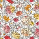 Wallpaper Pattern,Animal,Abstract,Multi Colored,Pattern,Computer Graphic,Repetition,Doodle,Decor,Water-borne Paint,Backgrounds,Blob,Vector,Spotted,River,Ornament Background,Watercolor Abstract,Sea,Toned Image,Red,Pink Color,Chance