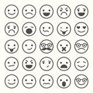 Smiley Face,Smiling,Symbol,Emoticon,Human Face,Emotion,Sadness,Depression - Sadness,Characters,Happiness,Cheerful,Vector,Hipster,People,Anger,Sketch,Doodle,Laughing,Confusion,Men,Boredom,Humor,Facial Expression,Cute,Set,Fun,Bizarre,Art,Caricature,Cartoon,Shouting,Winking,Sunglasses,Human Tongue,Ilustration,Black Color,Sign,Drawing - Art Product,Internet,Human Head,Tear,Mustache,Crying,Isolated