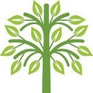 Tree,Branch,Tree Trunk,Plant,Symbol,Silhouette,Leaf,Nature,Vector,Environmental Conservation,Computer Icon,Growth,Green Color