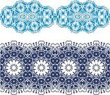 Decoration,Pattern,Napkin,filigree,Seamless,eps8,Computer Graphic,Symmetry,Geometric Shape,Vector,Abstract,Ornate,Embroidery,Tapestry,Mandala
