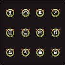 Monster,Devil,Joystick,Symbol,Leisure Games,PC,Camera - Photographic Equipment,Demon,Computer Icon,Icon Set,Photography,Fantasy,Music,Sign,Letter,Desktop PC,Lock,Musical Note,Mail,Writing,Interface Icons,Internet,Square,Communication,Arrow Symbol,Vector,Computer Monitor,Technology,No People,Concepts And Ideas,Illustrations And Vector Art,Pen,Vector Icons,Color Image,Clip Art,Technology Symbols/Metaphors,Downloading,Design,Computer Graphic,Part Of,Briefcase