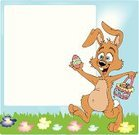 Easter,Easter Bunny,Frame,Backgrounds,Visual Art,Holidays And Celebrations,Easter,easter rabbit,Springtime,Illustrations And Vector Art,Arts And Entertainment