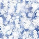 Snowflake,Season,Snow,Decoration,Christmas,Winter,Image,Abstract,Ilustration,Backgrounds,Blue,Pattern,Vector