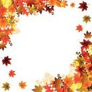 Thanksgiving,Leaf,Falling,Design,Autumn,Maple Leaf,Branch,Textured Effect,Decoration,Paint,Design Element,Red,Yellow,Backgrounds,Holidays And Celebrations,Orange Color,Green Color,Pattern,Nature,Beauty In Nature,Watercolor Paints,Harvest Festival,Ilustration,Copy Space,Painted Image,Illustrations And Vector Art,Grunge,Picture Frame,Vector,Dry