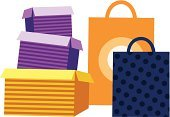 Clip Art,paperbox,Shopping Bag,Paper Bag