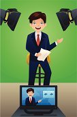 Newscaster,TV Reporter,Weather,Journalist,Meteorologist,Modern,Report,Report,Working,Occupation,Studio,Television Set,Meteorology,Male,Forecasting,Journalism,Men,Vector,The Media,People,Adult,Cartoon,Lighting Equipment,Broadcasting,Expertise,Professional Occupation,Television Broadcasting,Clip Art,Drawing - Art Product,Ilustration